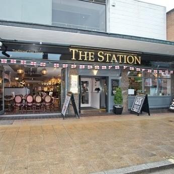 Station, Eastleigh
