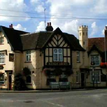 Click to view full size - Kings Arms Hotel, Stansted(photograph number 1)