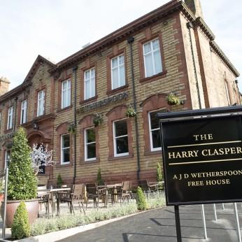 Harry Clasper, Whickham