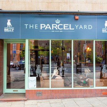 Parcel Yard, Leicester
