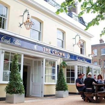 Crown, London SE3