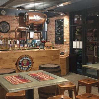 Westerham Brewery and Tap Room, Westerham