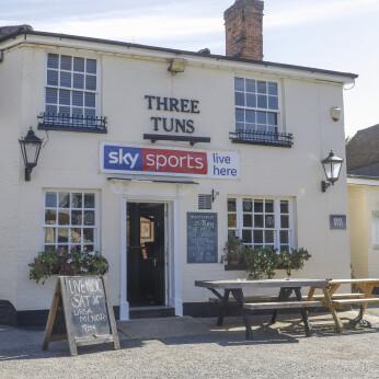 Three Tuns, Finchingfield
