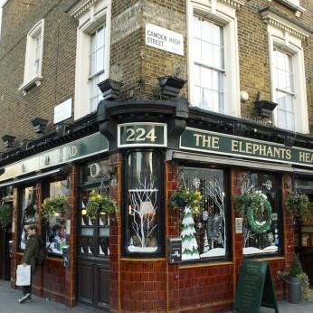 Elephants Head, London NW1