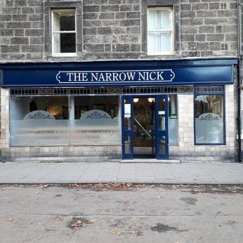 Narrow Nick, Rothbury