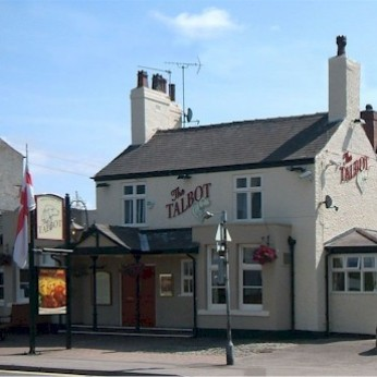 Talbot Inn, Berry Hill