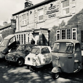 Crown Inn, Humshaugh