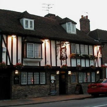 Unicorn Inn, Canterbury
