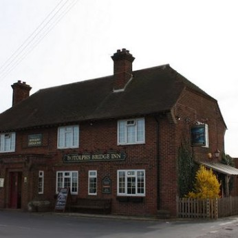 Botolphs Bridge Inn, West Hythe