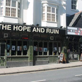 Hope & Ruin, Brighton
