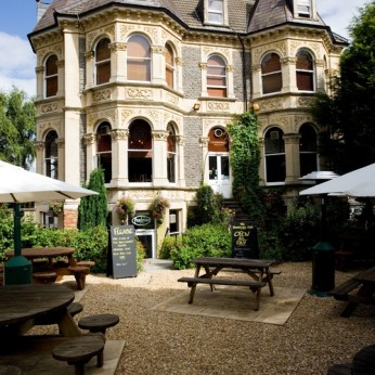 Channings Hotel, Clifton