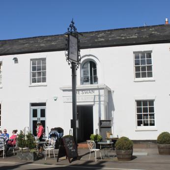 Swan Hotel, Wedmore