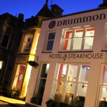 Click to view full size - Drummonds Hotel & Steakhouse, Glenrothes(photograph number 1)