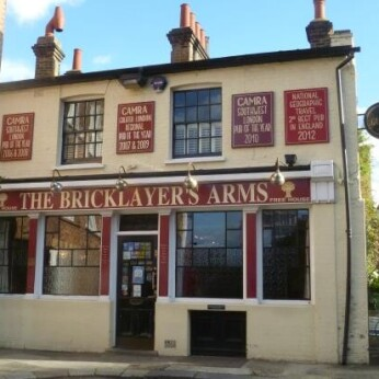 Bricklayers Arms, London SW15