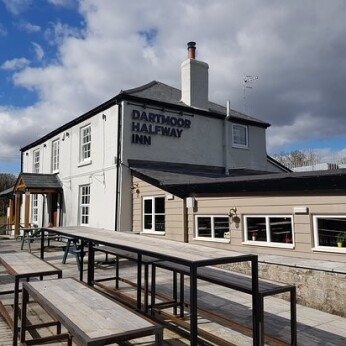 Dartmoor Halfway Inn, Bickington