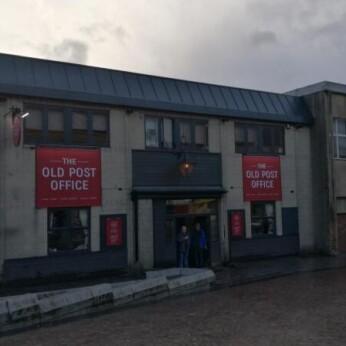 Old Post Office, Coatbridge
