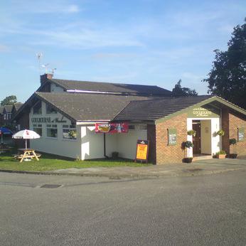 Goulbourne at Wrexham, Borras Park