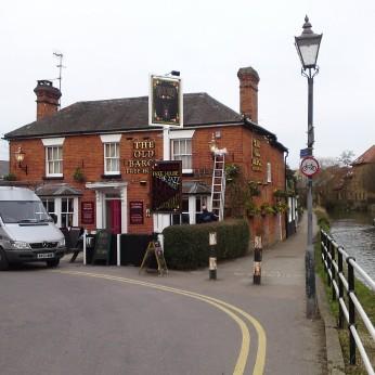 Old Barge, Hertford