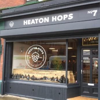 Heaton Hops, Heaton Chapel
