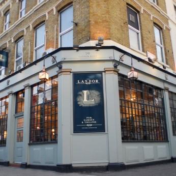 Landor Hotel, London SW9