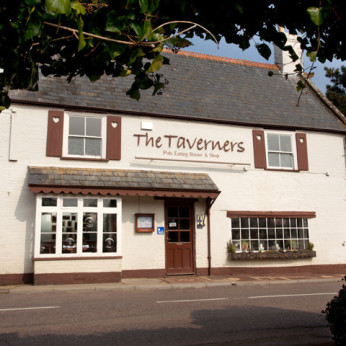 Taverners, Godshill