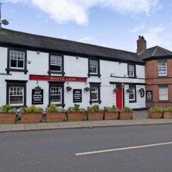 White Lion, Stoke-on-Trent