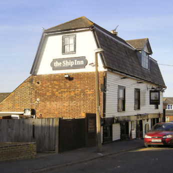Ship Inn, Gillingham