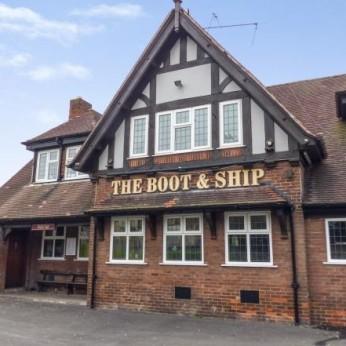 Boot & Ship, Bagillt