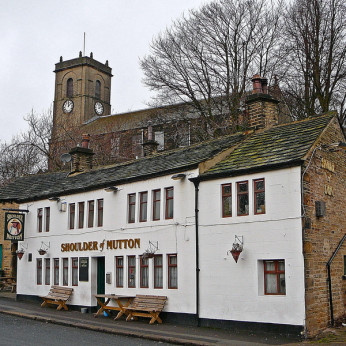 Shoulder Of Mutton, Slaithwaite