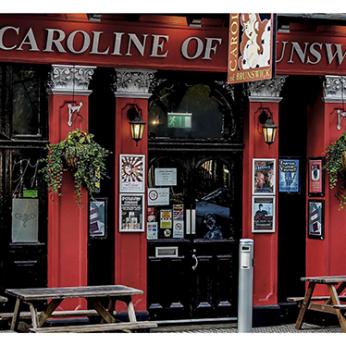Caroline Of Brunswick, Brighton