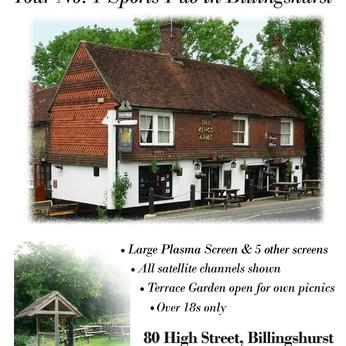 Kings Arms, Billingshurst