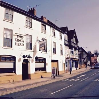 Kings Head Inn, Worcester