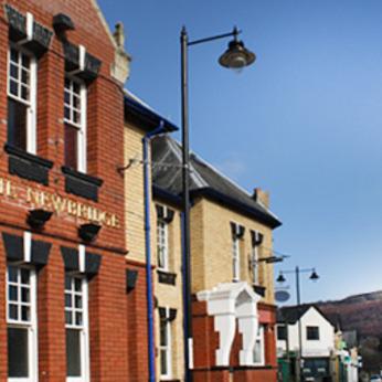 Newbridge Hotel, Newbridge