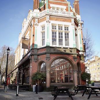 Roebuck, London SE1
