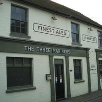 Three Mariners, Hythe