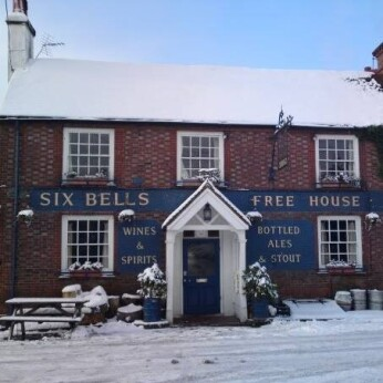 Six Bells Chiddingly, Brighton