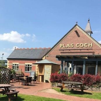 Plas Coch Inn, Grosvenor