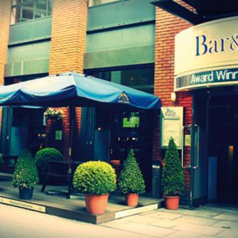 Sports Bar & Grill Farringdon, London EC1