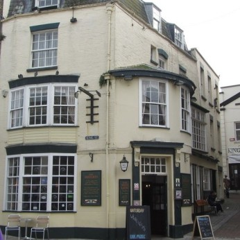 Click to view full size - Red Lion, Ramsgate(photograph number 1)