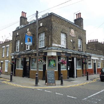 Queen's Head, London E14