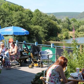 Cambrian Lakeside Cafe Bar, Clydach Vale