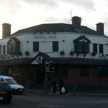 Royal Oak Hotel, Liverpool