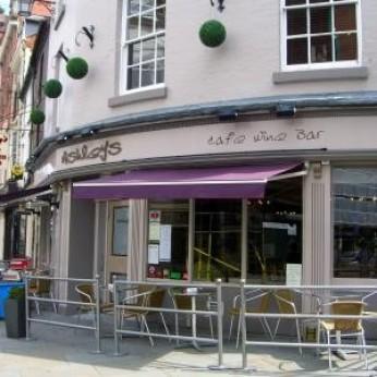 Ashleys Bar, Shrewsbury