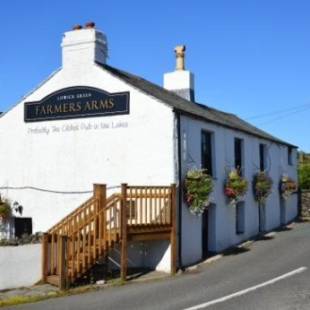 Click to view full size - Farmers Arms, Ulverston(photograph number 1)