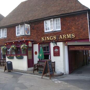Kings Arms, Elham