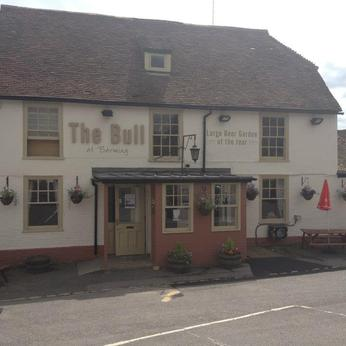Click to view full size - Bull Inn, Maidstone(photograph number 1)
