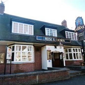 Rose & Crown, Lower Stoke