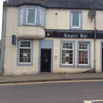 Empire Bar, Muirkirk