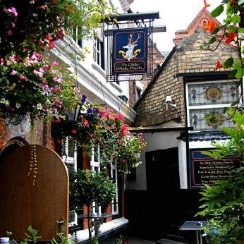 Ye Olde White Hart, Kingston upon Hull