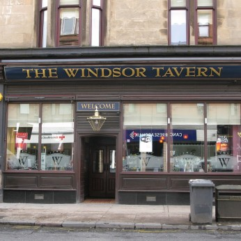 Windsor Tavern, Glasgow